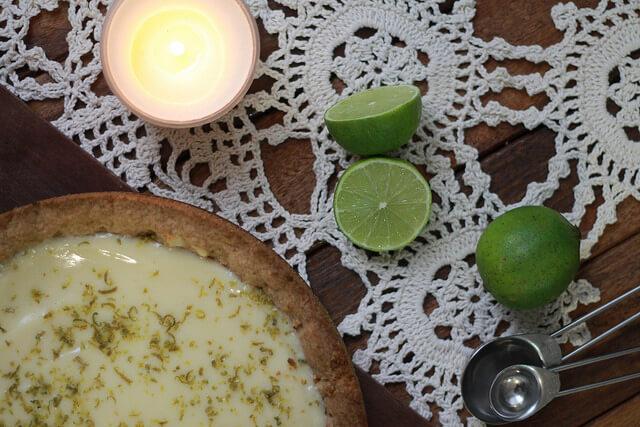 Uma breve declaração da minha paixão por comida | Torta de limão